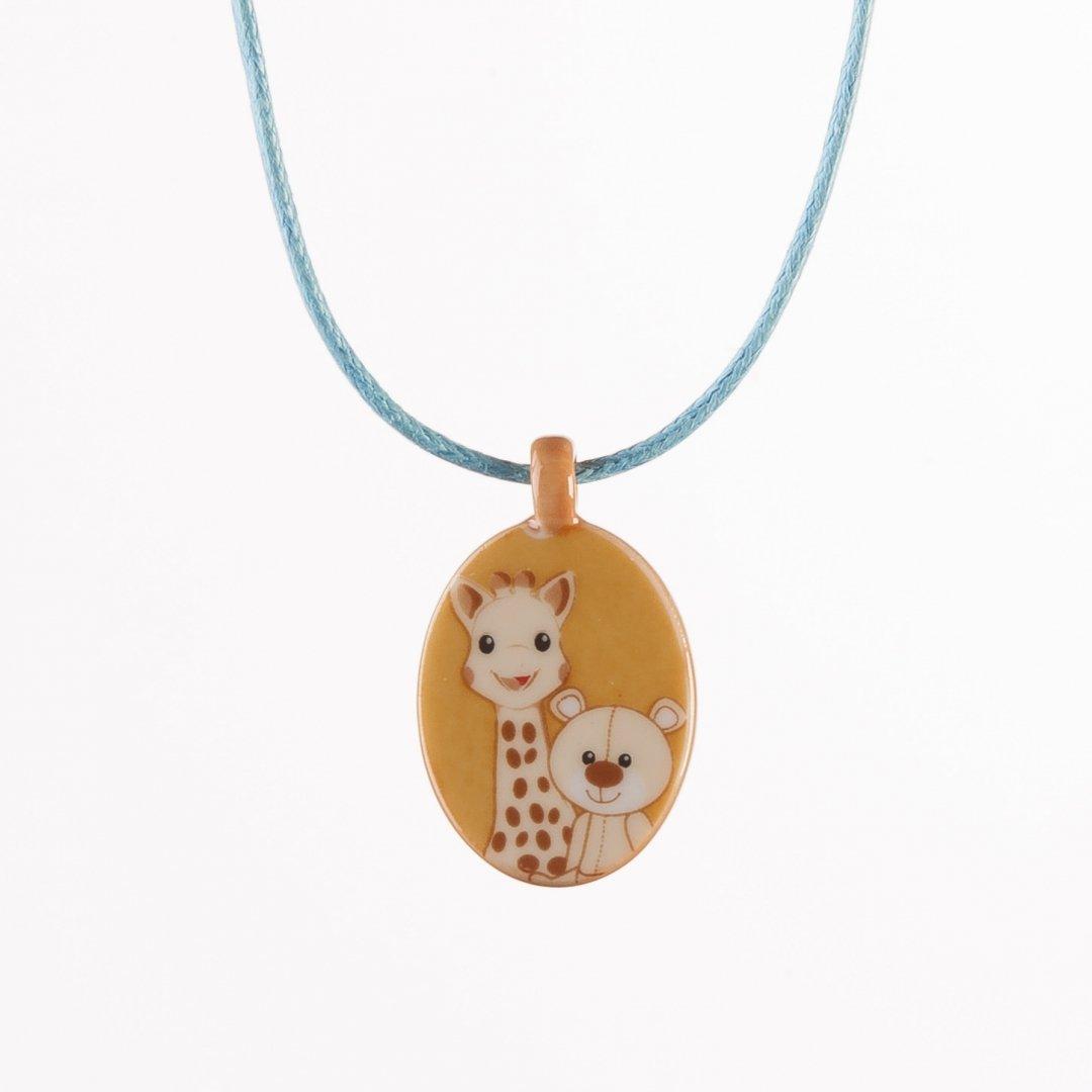 f ves pendentifs sophie la girafe sophie la girafe. Black Bedroom Furniture Sets. Home Design Ideas